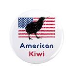 """American Kiwi 3.5"""" Button"""