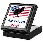 American Kiwi Keepsake Box