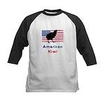 American Kiwi Kids Baseball Jersey