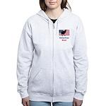 American Kiwi Women's Zip Hoodie