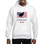 American Kiwi Hooded Sweatshirt