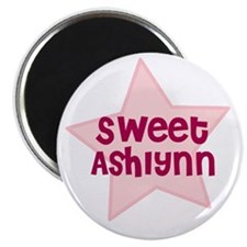 Sweet Ashlynn Magnet