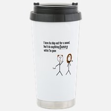Funny Twilight sayings Travel Mug