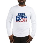 Proud Member of MOB Long Sleeve Men's T-Shirt