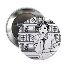 """Reference Librarian 2.25"""" Button (100 pack)"""