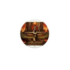 Goddess Isis Mini Button