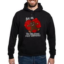 Hug Me, Meat Creature Hoodie