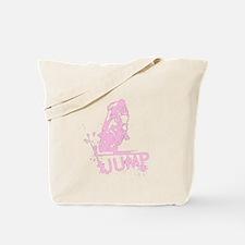 EQUESTRIAN JUMP Tote Bag