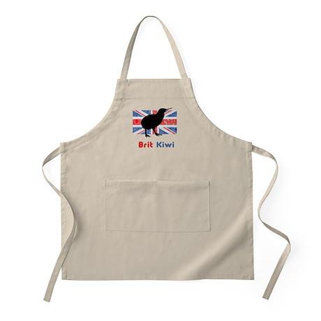 Brit Kiwi Flag BBQ Apron