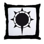 Throw Pillow Morning Sun