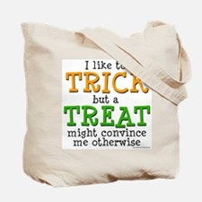 I Like To Trick (tote bag)