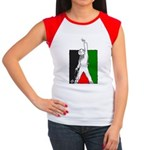 The Must of VICTORY Women's Cap Sleeve T-Shirt