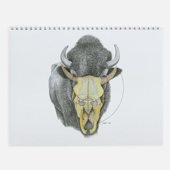 Buffalo Wall Calendar