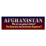 Afghanistan Bumper Sticker (10 pk)