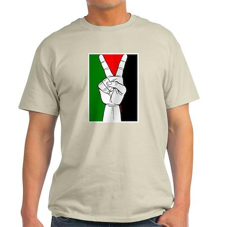 Victory fo Palestine Light T-Shirt