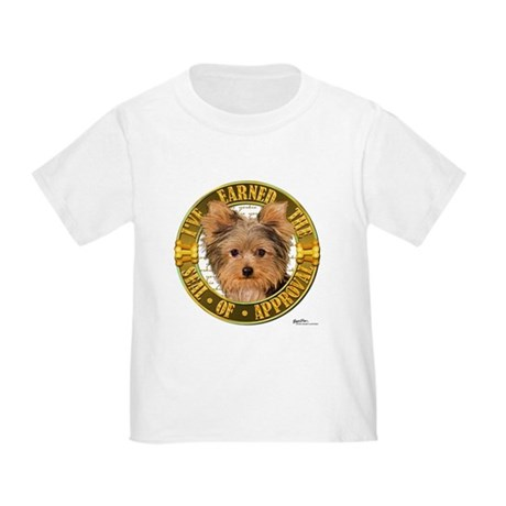 Yorkie Toddler T-Shirt