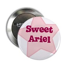 Sweet Ariel Button