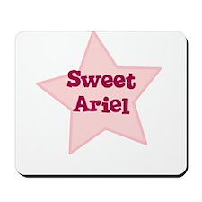 Sweet Ariel Mousepad