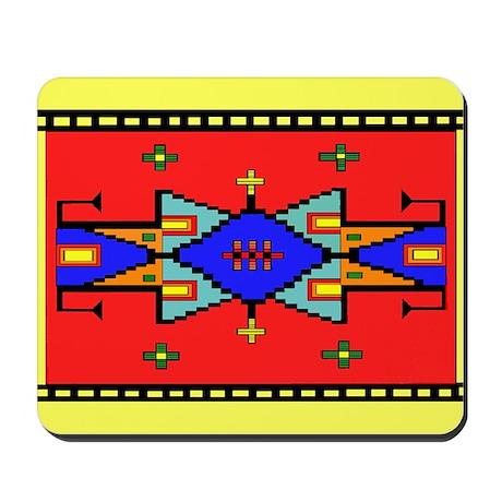 Lakota Design Mousepad