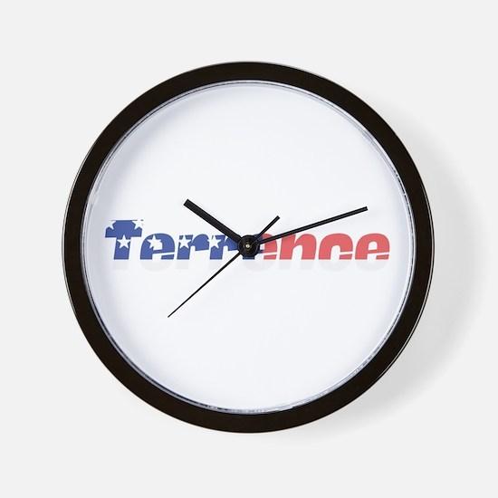 Terrence Wall Clock