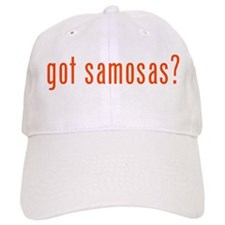 got samosas? Baseball Cap