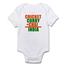 India Infant Bodysuit