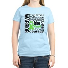 Collage Lymphoma Warrior T-Shirt