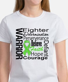 Collage Lymphoma Warrior Tee