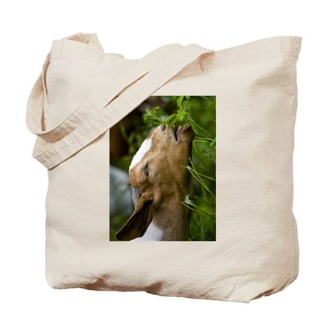 Boer Goat Tote Bag