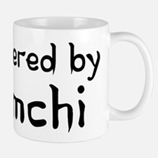 powered by kimchi Mug