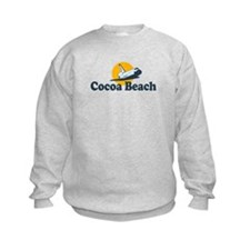 Cocoa Beach FL Sweatshirt