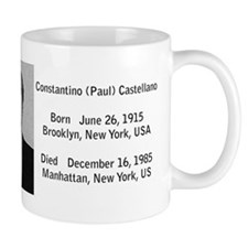Paul Castellano Mug