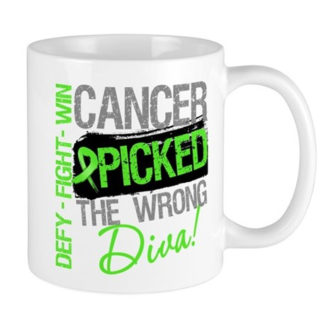Lymphoma Diva Mug