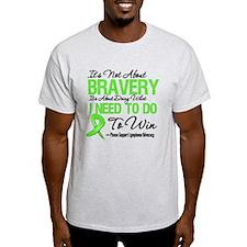 Lymphoma Bravery T-Shirt
