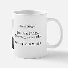 Dennis Hopper Mug