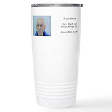 Dr Jack Kevorkian Travel Mug