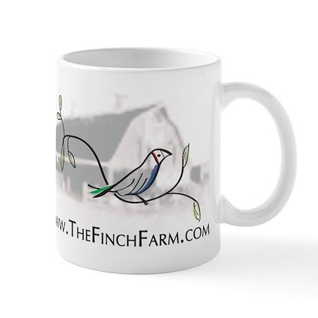 The Finch Farm's Mug