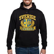 Sverige Sweden Hoodie