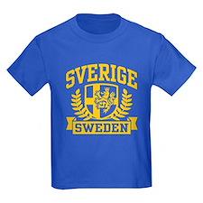 Sverige Sweden T