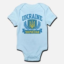Ukraine Infant Bodysuit