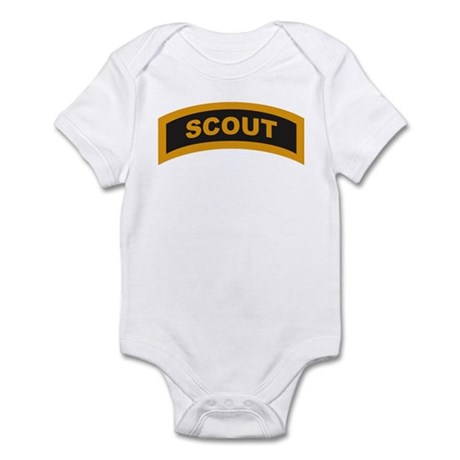 Scout Tab Infant Bodysuit