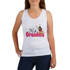 Hot Grandma Women's Tank Top