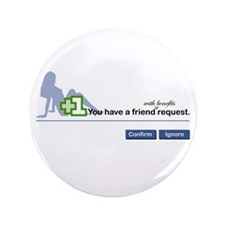 "Friend with Benefits 3.5"" Button"