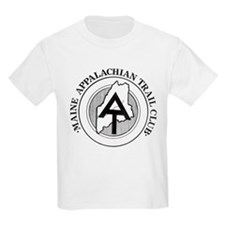 Maine Appalachian Trail Kids T-Shirt
