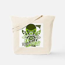 Monster Mascot Tote Bag