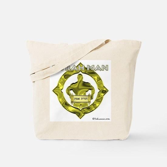 Torah Man Tote Bag