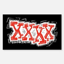 XXXX Decal