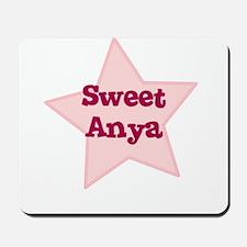 Sweet Anya Mousepad
