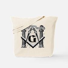 Cute Free mason Tote Bag