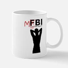Cool Fbi female body inspector Mug